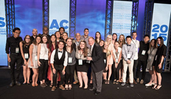 University of Oregon Wins AdMall Best Use of Marketing Research Award at National Student Ad Competition