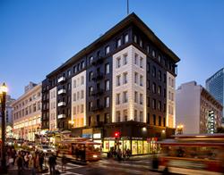 Hotel Union Square, San Francisco Hotel, Union Square Hotel