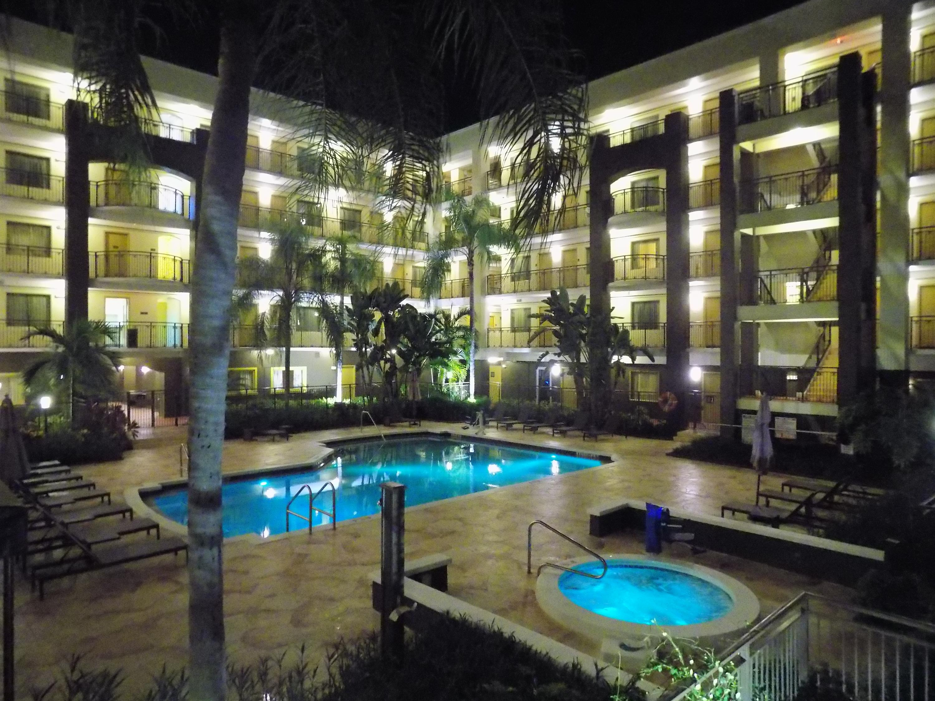 best western plus deerfield beach hotel suites pool - Multi Hotel 2015