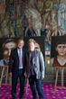 Stark photos of Azerbaijani internally displaced persons and refugees come to the Belgian Senate