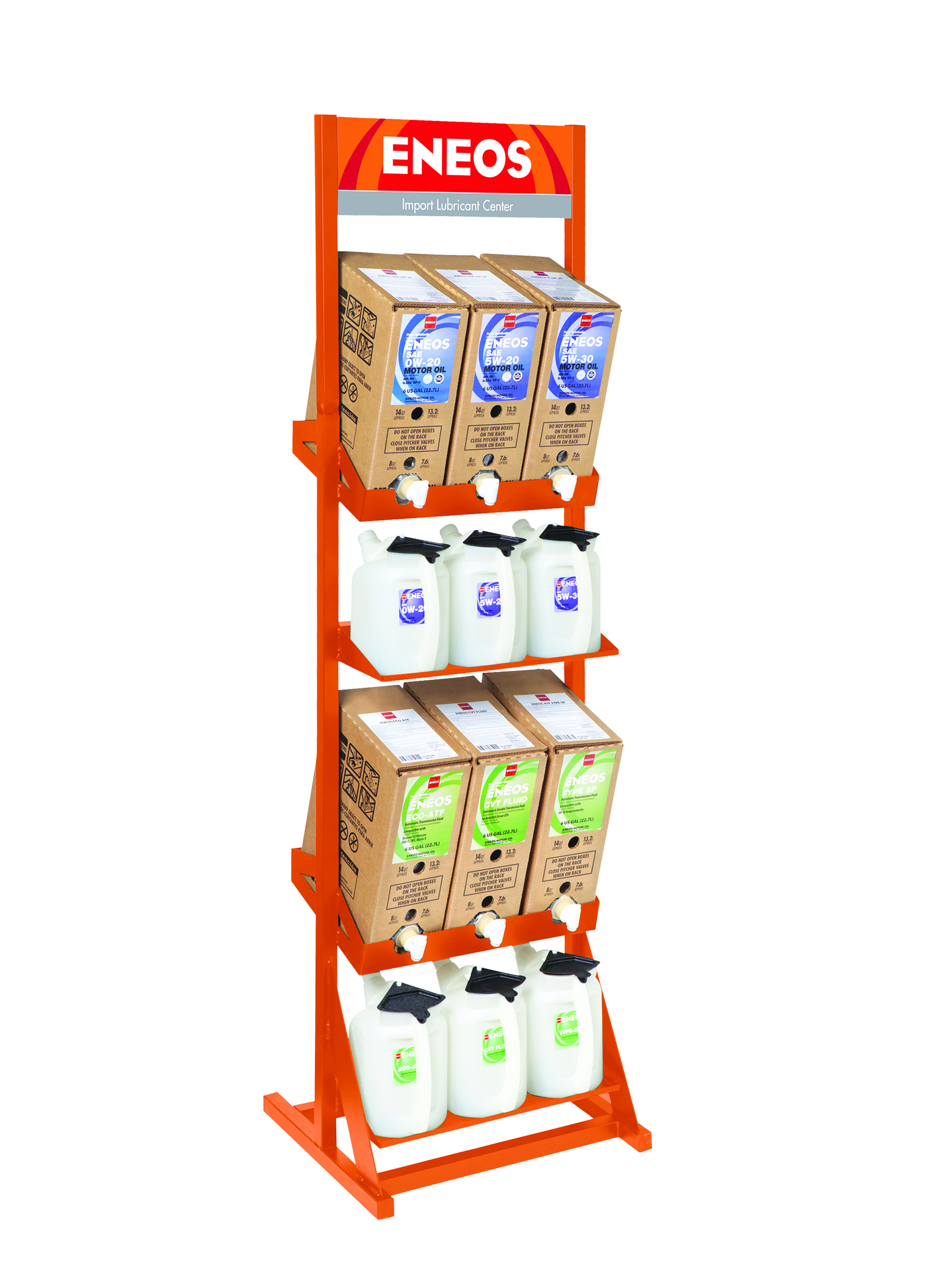new eneos import lubricant center now available for auto