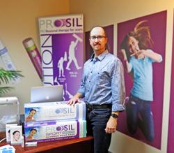 Sean Mahoney, VP Sales & Marketing for Biodermis