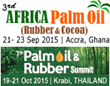 CMT to Host 3rd Palm Oil AFRICA in September and 7th Palm Oil ASIA in...