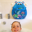 Bath time fun with Hurley Hippo