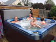 Conserving and Saving Water through Environmental Hot Tubbing