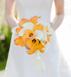When Blooms Speak Fashionably: Summer Weddings