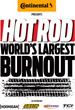 HOT ROD Power Tour 2015 Surpasses Record for World's Largest Burnout