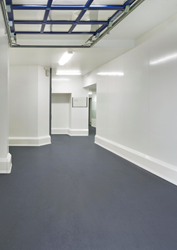 The Gillespie Group Completes Installation of Sanitary Wall Panels in...