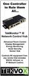 TEKVOX Announces Third Generation TekMonitor™ AV System Controller