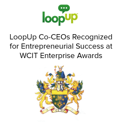 LoopUp Co-CEOs Recognized for Entrepreneurial Success at WCIT Enterprise Awards