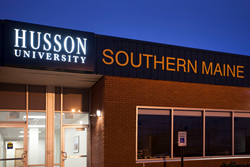 Husson University Southern Maine offers a variety of on-site and online professional degree programs.  Visit Husson.edu/southernmaine to learn more.