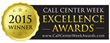 "Convergent Contact Solutions Wins Prestigious ""Best New Technology Solution"" Award at Call Center Week Conference"