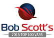 AKA Enterprise Solutions Has Been Named to the Bob Scott's Insights Top 100 VARs for 2015.