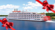 American Cruise Lines Announces 2015 Holiday Cruises on the Mississippi River, Historic South and Golden Isles