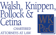 Walsh, Knippen, Pollock & Cetina, Chartered