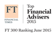 Mission Wealth Named to 2015 Financial Times 300 Top Registered Investment Advisers