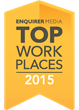 Account Control Technology, Inc. Named Cincinnati Region's #1 Midsize Workplace for 2015