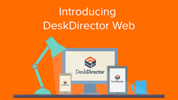 DeskDirector Website