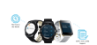 Protectimus SMART on Android smartwatch