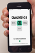 QuickBids, LLC Introduces New App for Millennial Real Estate Market