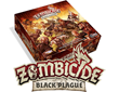 Zombicide Black Plague Raised $1.2 Million on Kickstarter in 1 Day