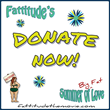 "Fattitude Announces ""Big Fat Summer of Love"" Fundraising Campaign ~..."