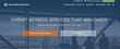 The Expert Institute Launches New Website to Help Attorneys Retain...