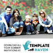 Summer Family Reunions Get Some Help From TemplateHaven.com