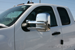 Putco Chrome Mirror Covers for 2003-13 Chevy/GMC Silverado and Sierra