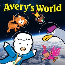 A new children's television show is raising funds to bring peace to the world at averysworld.tv