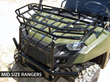 Seizmik Utility Hood Rack for Polaris Ranger