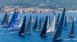 38th consecutive line honours win for Esimit Europa 2 at the Giraglia Rolex Cup 2015