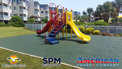 New Commercial Playground for SPM Resorts' A Place at the Beach III from American Parks Company