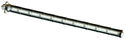 Class 1 & 2 Division 1 & 2 Rated Low Profile LED Light Fixture