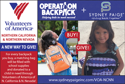 buy give give back backpacks Sydney Paige backpack drive