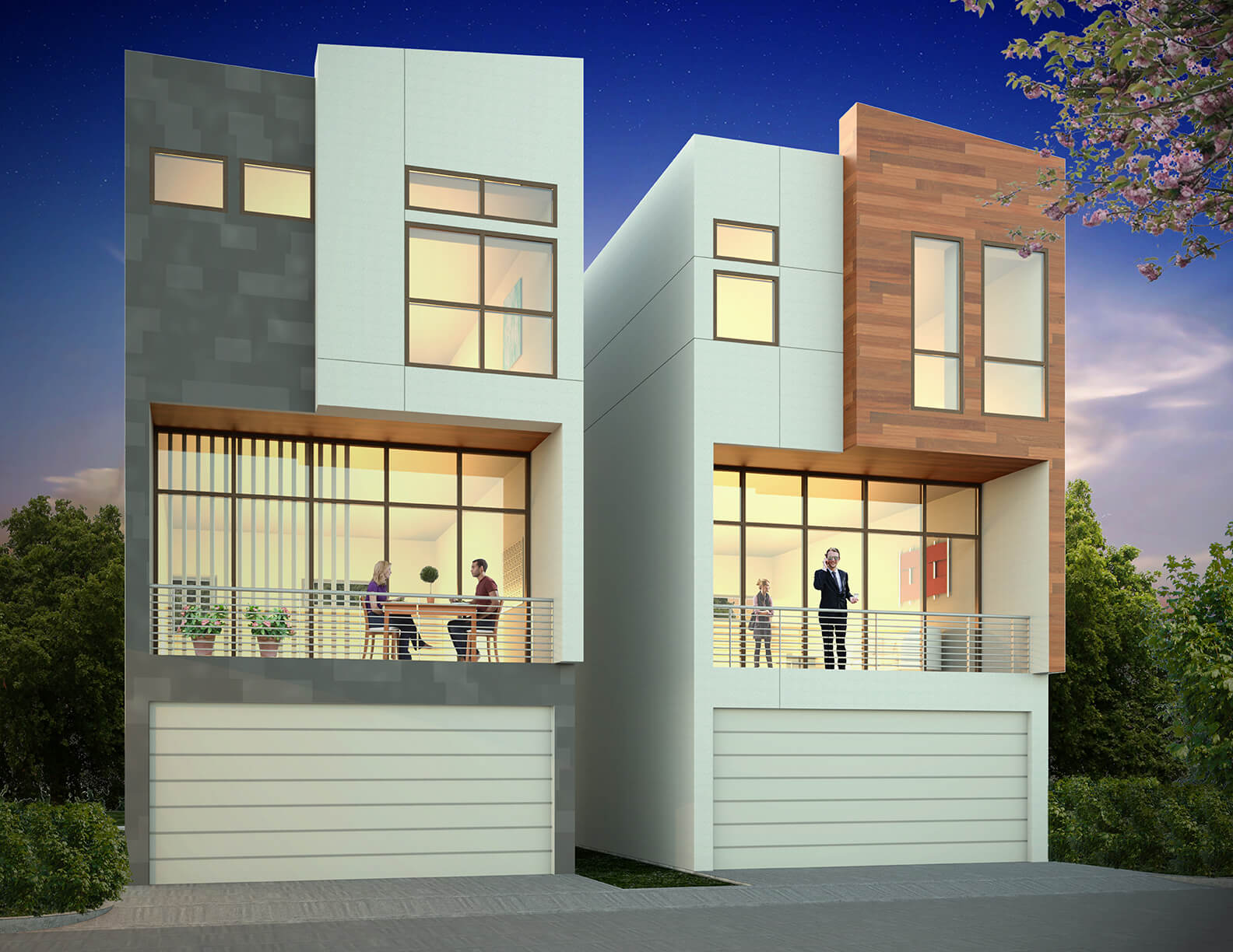 Surge Homes Reveals New Home Designs And Floorplans - Single family home designs