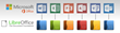 Preinstalled with LibreOffice Suite