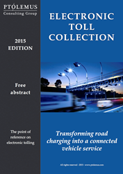 Electronic Toll Collection Global Study Front Cover