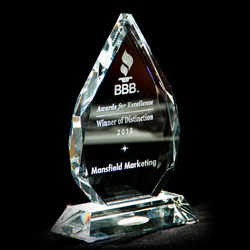 BBB Marketing Company Award