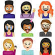 Emojis Get Fresh New Faces (And Skin Color) With The Stereojis Keyboard App