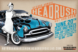 HeadRush Hot Rod & Motorcycle Show 2015