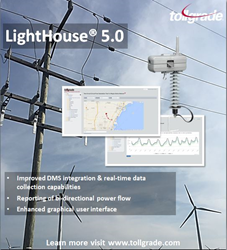 Tollgrade LightHouse SMS 5.0 with accurate voltage measurement