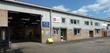 Custom Profiles Ltd aluminium extrusion operation near Bristol, UK