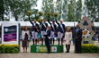 British make it a Furusiyya FEI Nations Cup™ hat-trick in Rotterdam