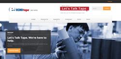 ECHOtape New Website Launch Chino
