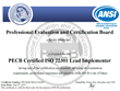 Pivot Point Security Adds ISO 22301 Certified Lead Implementer;...