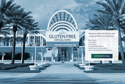 Gluten Free Virtual Expo Registration Page