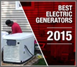 Electric Generators Direct Lists 2015 Best Generators