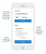 Klarna Mobile Checkout Screenshot
