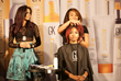 GKhair Change Agent- Keva Davis & Host- Stephanie Bolivar